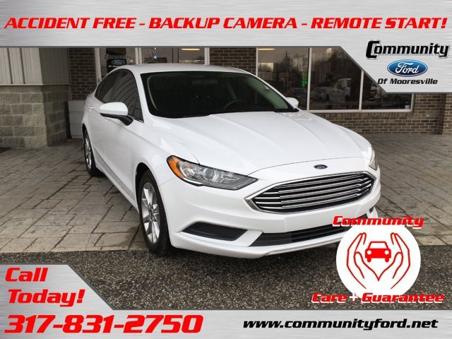 Used 2017 Ford Fusion in Bloomington, IN