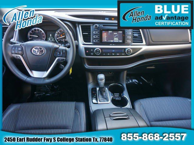 Used 2014 Toyota Highlander in College Station, TX