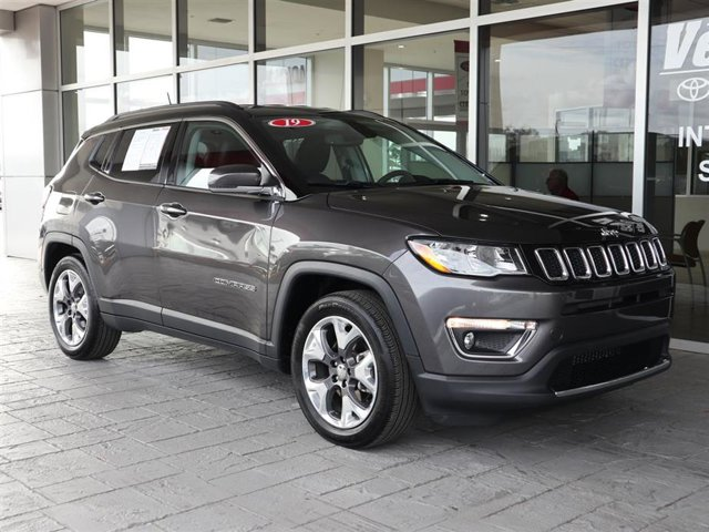 Used 2019 Jeep Compass in Orlando, FL