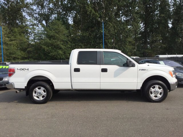 Used 2012 Ford F-150 4WD SuperCrew 157 XLT