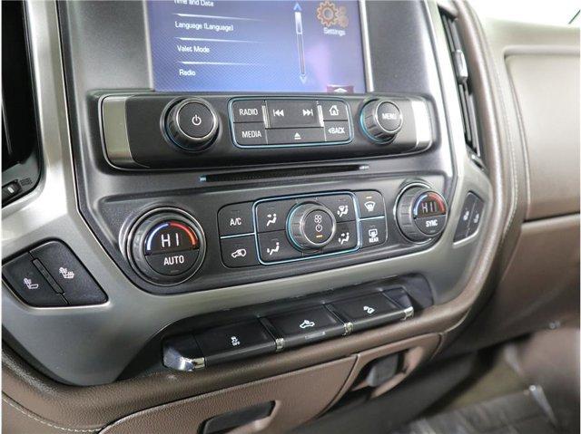 2014 Chevrolet Silverado 1500 LTZ 4WD