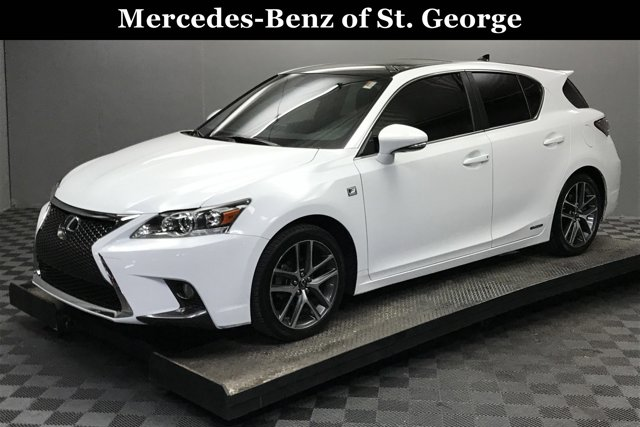 Used 2017 Lexus CT CT 200h F Sport FWD