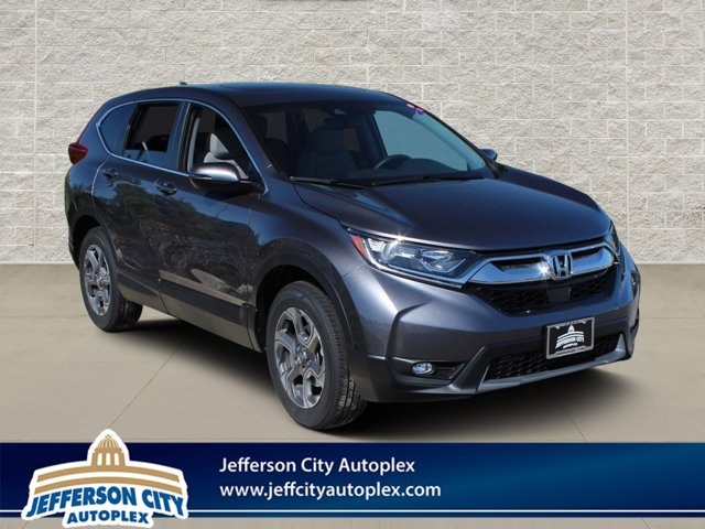 New 2019 Honda CR-V in Jefferson City, MO