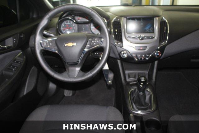 Used 2018 Chevrolet Cruze 4dr HB 1.4L LT w-1SC