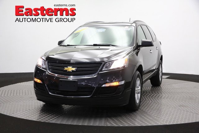 2017 Chevrolet Traverse for sale 123555 0
