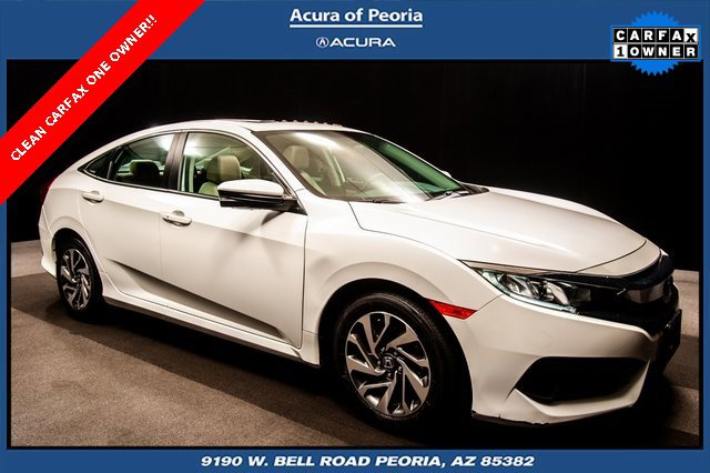 Used 2017 Honda Civic Sedan in , AZ
