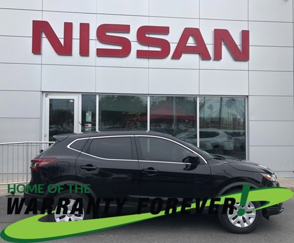 2020 Nissan Rogue Sport S FWD S Regular Unleaded I-4 2.0 L/122 [17]