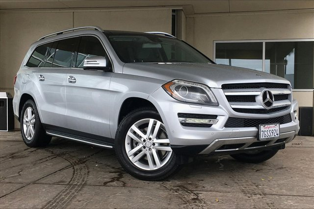 Used 2015 Mercedes-Benz GL-Class in San Diego, CA