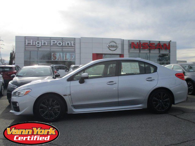 Used 2016 Subaru WRX in High Point, NC