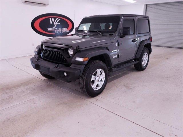 Used 2019 Jeep Wrangler in Baxley, GA