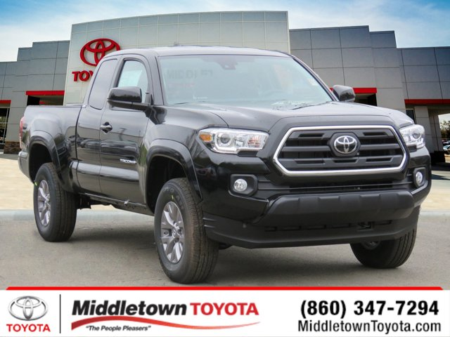 New 2019 Toyota Tacoma in Middletown, CT