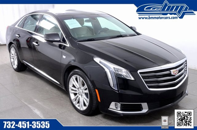 2018 Cadillac XTS Luxury LUXURY PREFERRED EQUIPMENT GROUP  Includes standard equipment CADILLAC US