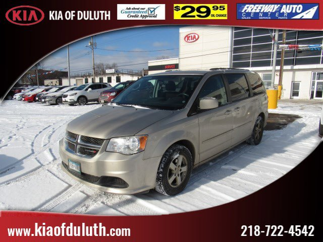 Used 2013 Dodge Grand Caravan in Duluth, MN