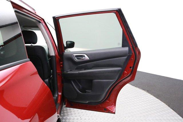 2018 Nissan Pathfinder for sale 120515 25