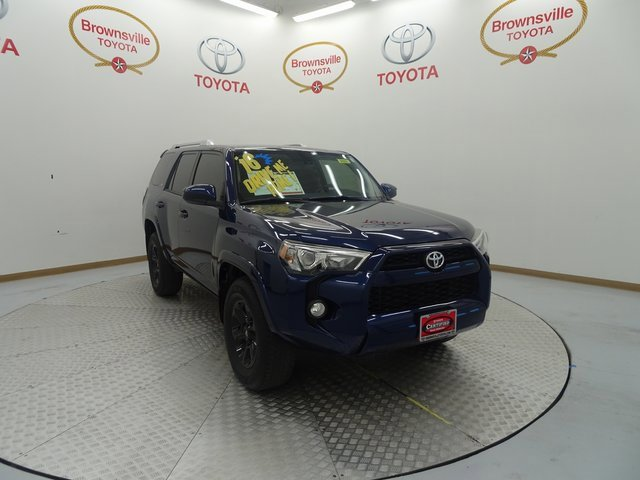 Used 2016 Toyota 4Runner in Brownsville, TX