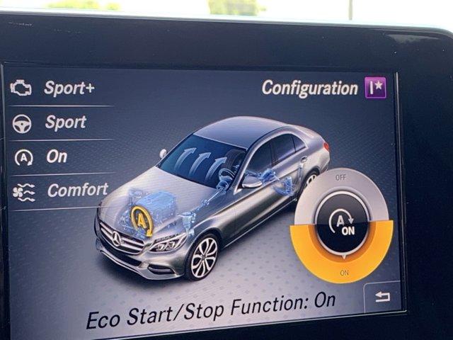 2018 Mercedes-Benz C-300 Multimedia Premium Driver Assistance Pkg 4D Sedan 4-Cyl Turbo 2.0L
