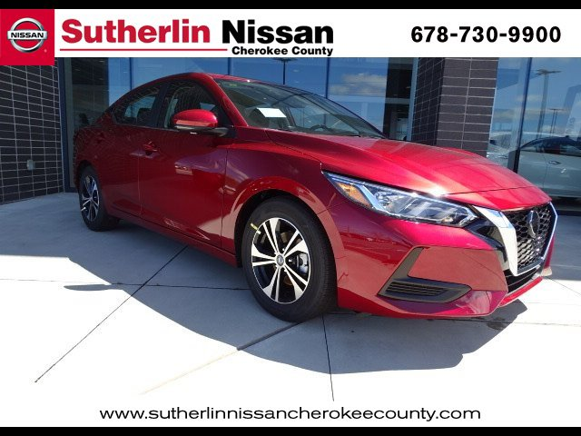 New 2020 Nissan Sentra in Holly Springs, GA
