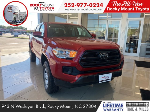 2019 Toyota Tacoma 4WD SR SR Double Cab 5′ Bed V6 AT Regular Unleaded V-6 3.5 L/211 [17]