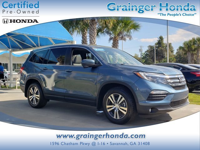 Used 2017 Honda Pilot in Savannah, GA