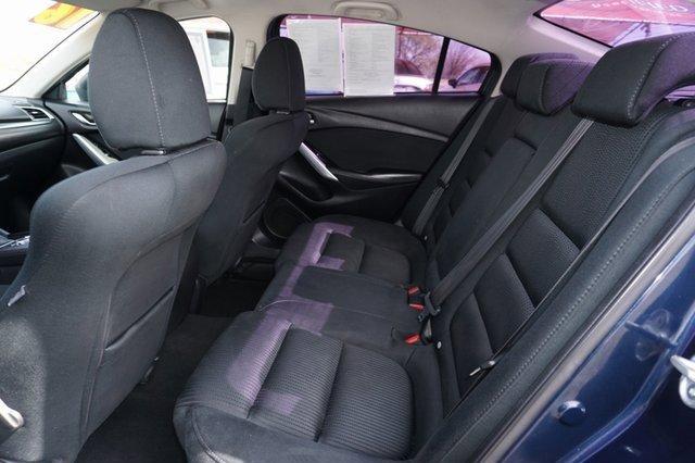 Used 2016 Mazda Mazda6 4dr Sdn Auto i Sport