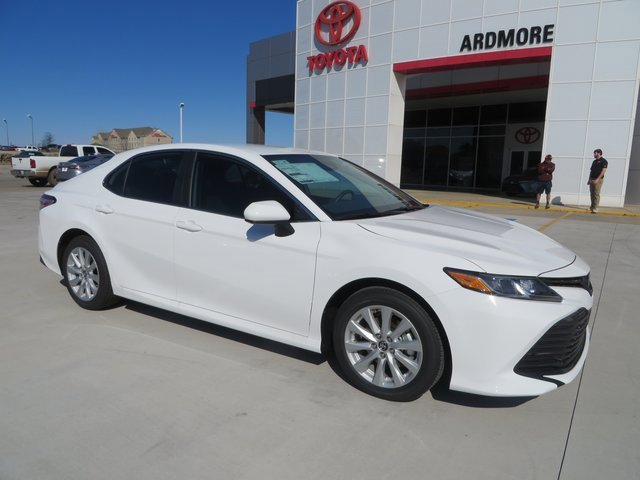 New 2020 Toyota Camry in Ardmore, OK