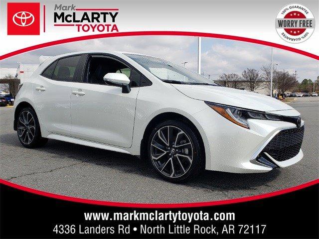 New 2020 Toyota Corolla Hatchback in North Little Rock, AR