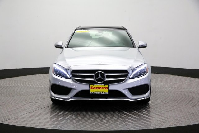 2016 Mercedes-Benz C-Class for sale 124012 1
