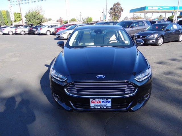 New 2015 Ford Fusion 4dr Sdn Titanium FWD