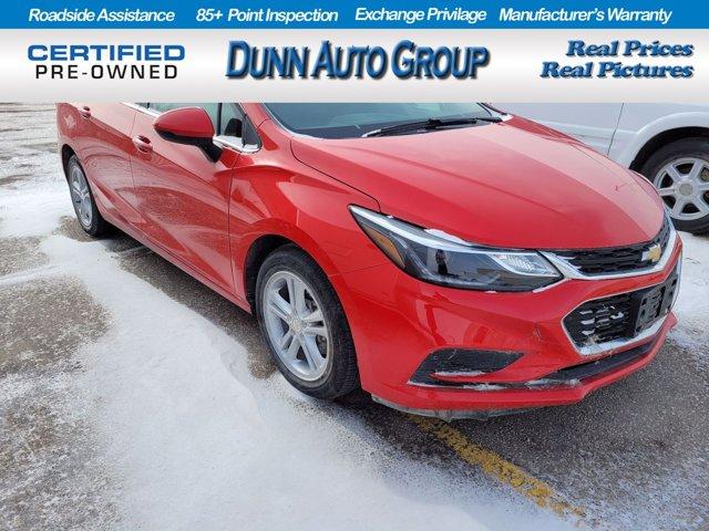 2016 Chevrolet Cruze * LT Sedan * REMOTE START * HEATED SEATS * 4dr Sdn Auto LT Turbocharged Gas I4 1.4L/ [1]