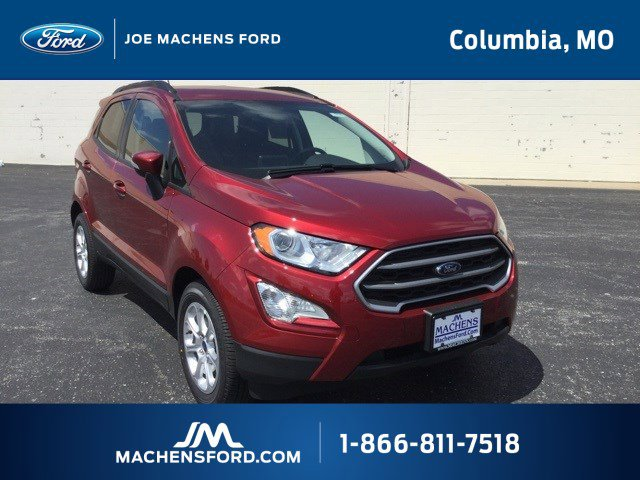 New 2020 Ford EcoSport in , MO