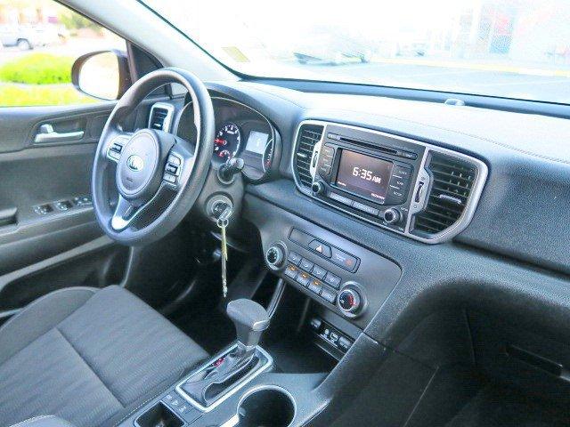Used 2017 Kia Sportage LX AWD