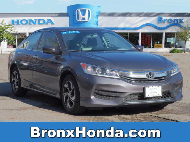 Used 2016 Honda Accord Sedan in Bronx, NY