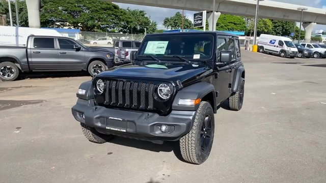 2021 Jeep Wrangler Sport Altitude Unlimited 4x4