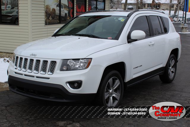 Used 2017 Jeep Compass in Warsaw, IN