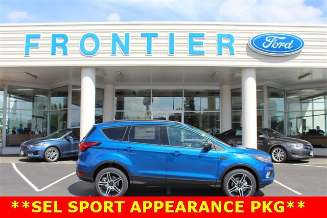 New 2019 Ford Escape in Anacortes, WA
