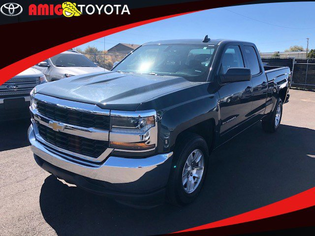 Used 2018 Chevrolet Silverado 1500 in Gallup, NM