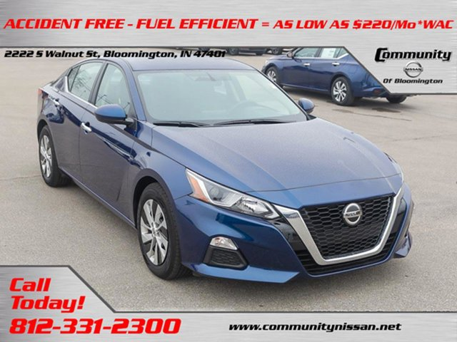 Used 2019 Nissan Altima in Bloomington, IN