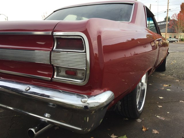 Used 1964 Chevrolet CHEVELLE
