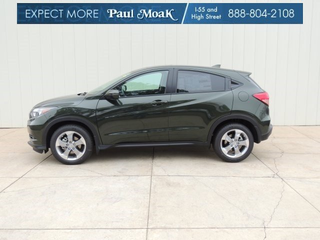 New 2017 Honda HR-V in Jackson, MS