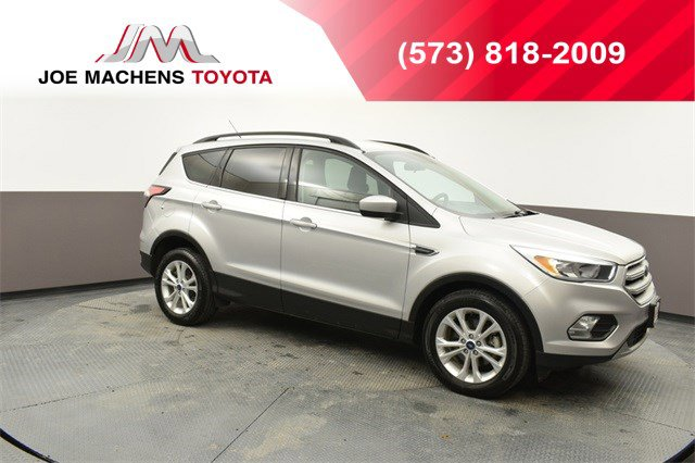 Used 2018 Ford Escape in Columbia, MO