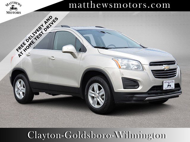 Used 2016 Chevrolet Trax in Clayton , NC