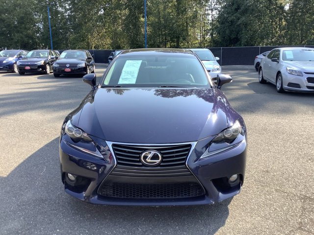 Used 2014 Lexus IS 250 4dr Sport Sdn Auto RWD