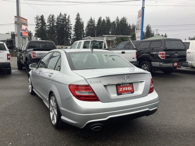 Used 2013 Mercedes-Benz C-Class 4dr Sdn C 250 Sport RWD