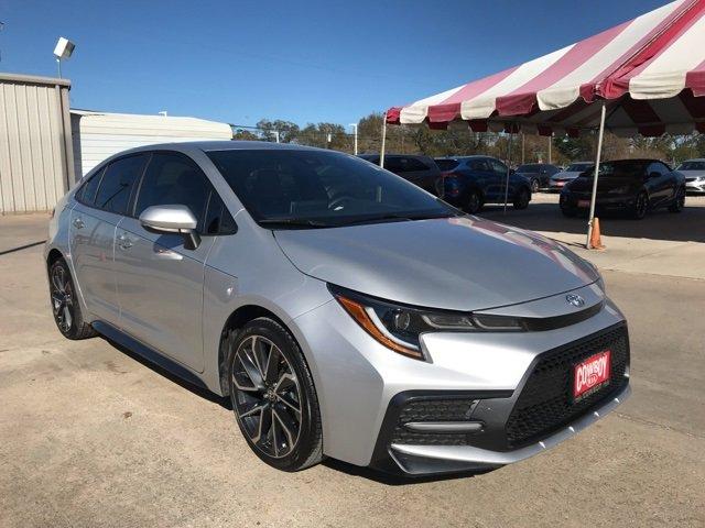 Used 2020 Toyota Corolla in Conroe, TX