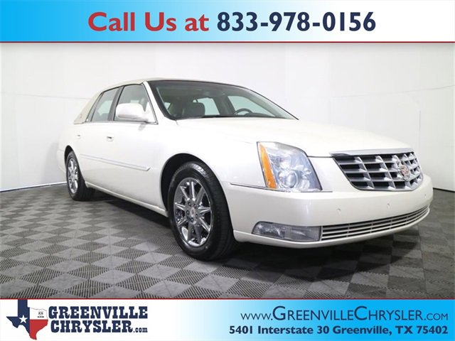 Used 2010 Cadillac DTS in Greenville, TX