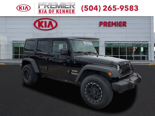 Used 2014 Jeep Wrangler Unlimited in Kenner, LA
