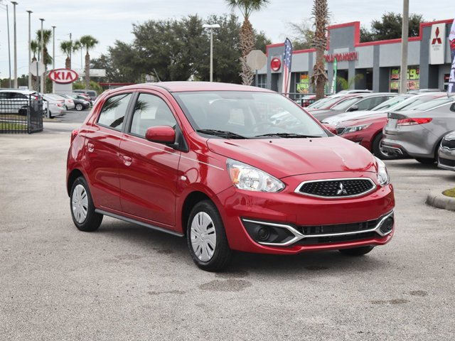 New 2019 Mitsubishi Mirage in Orlando, FL