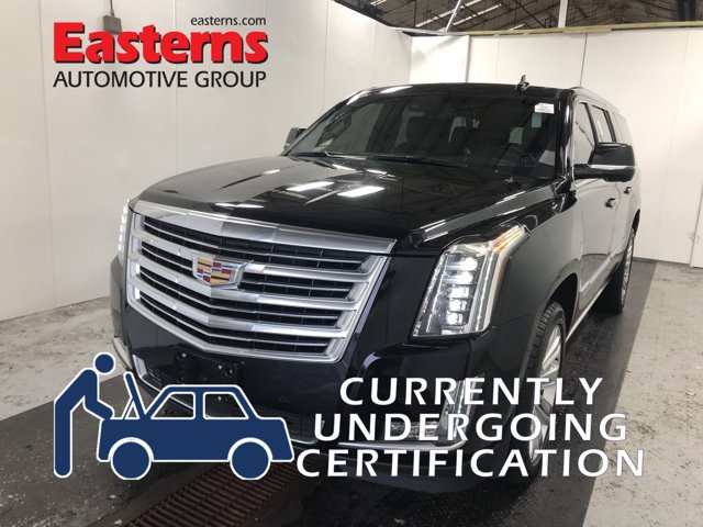 2016 Cadillac Escalade ESV Platinum Collection Sport Utility