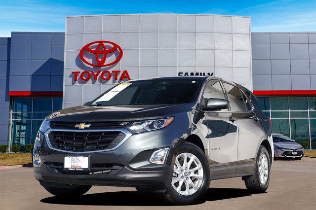 Used 2018 Chevrolet Equinox in Arlington, TX