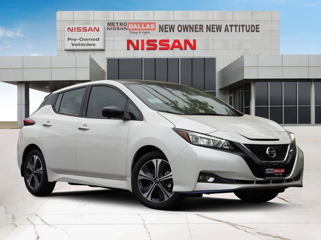 2020 Nissan LEAF SL PLUS SL PLUS Hatchback Electric [1]